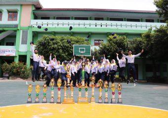 Kemenangan PMR Panah Jaya
